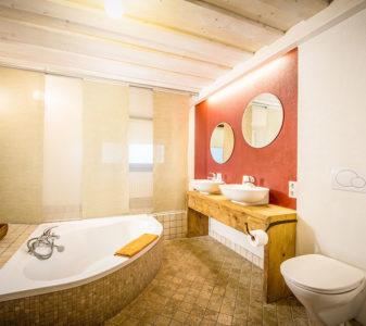 Badezimmer Bindlehen